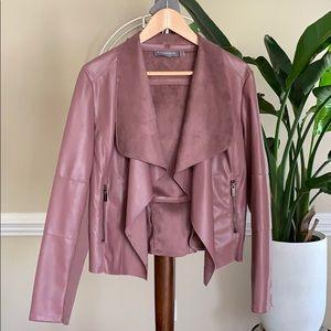 New Bagatelle faux Leather jacket